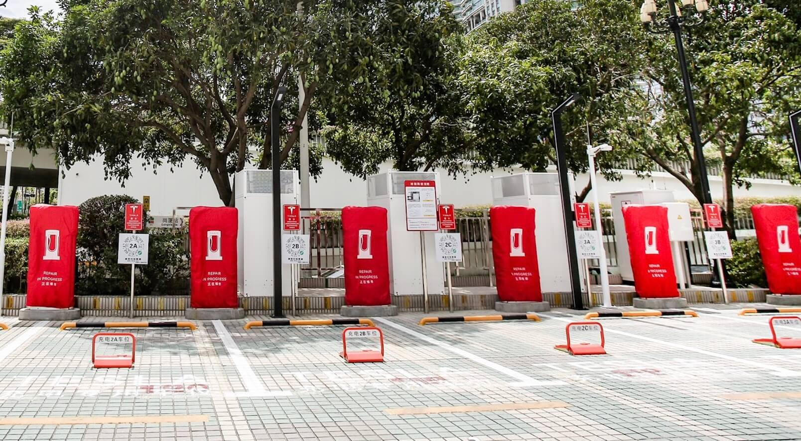 Tesla-made-in-china-v-3-superchargers